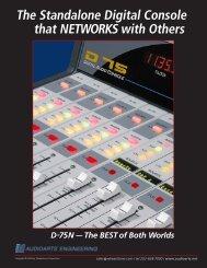 audioarts net router
