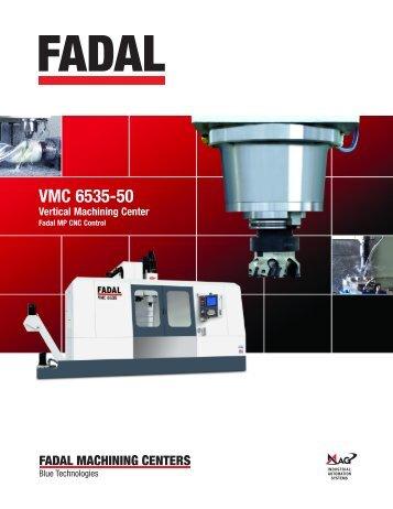 VMC 6535-50 - Compumachine