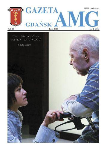 luty 2008 - Gazeta AMG
