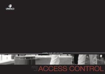 ACCESS CONTROL - Urbaco