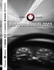 Véhicules De L'année De Fabrication 2003-2004 - Japan ...