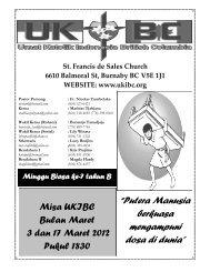 Februari 18, 2012 - ukibc