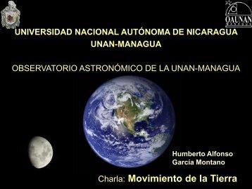 Movimientos de la Tierra - sac.csic.es