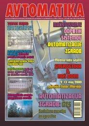 Embedded Systems 2000 - Avtomatika