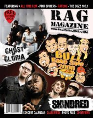 December 2008 - RAG Magazine