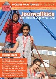 Even voorstellen… de redactie van Journalikids Hoe ga ... - Wijktijgers