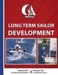 Long Term Sailor Development Framework - Sail Canada Member ...