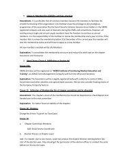 1. Clause 8. Membership eligibility and fees ... - AKMG Emirates
