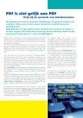 Hulp bij de opmaak van databestanden Vragen over PDF? - Page 5