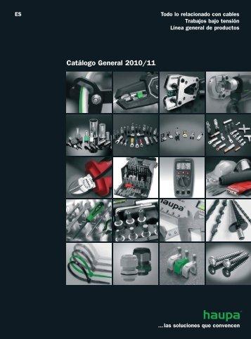 Catálogo General 2010/11 - Coeva
