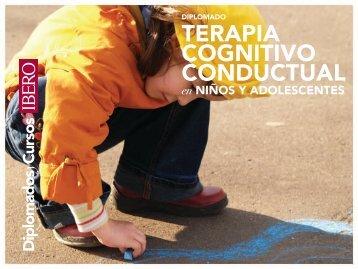 terapia cognitivo conductual - Universidad Iberoamericana León