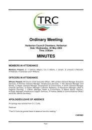 20 May 2009 - Tablelands Regional Council