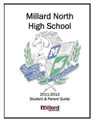Revised 11-12 Student Handbook.pdf - Millard North High School