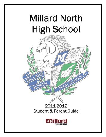 Revised 11-12 Student Handbook.pdf - Millard North High School