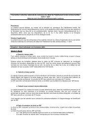 Convention collective nationale du commerce de détail - Agefos PME