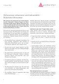 Schmerzen erkennen und behandeln - Page 2