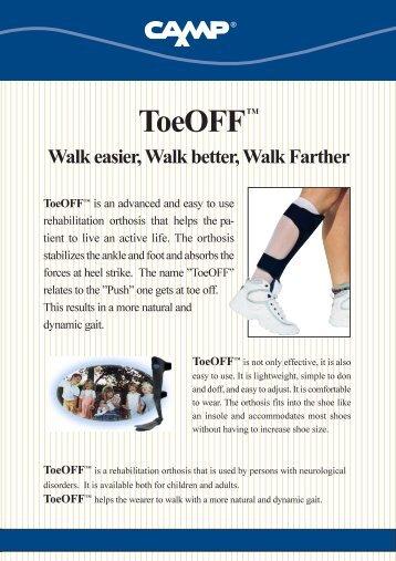 toeoff4-sid allaspråk - Ortopedia Paoletti