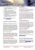 Helmikuu 2009 - Keski-Suomen liitto - Page 3