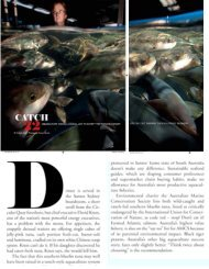 Feature Article, the Weekend Australian Magazine, 15 ... - MISA