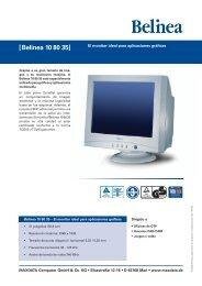 [Belinea 10 80 35] - ECT GmbH
