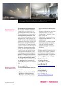 Kompetenzprofil Brandschutz - Basler & Hofmann - Page 3