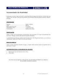 HT Increm. Alcalinidad (021) E - VitaPiscine