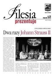 Dwa razyJohann Strauss II - Silesia - Art.PL