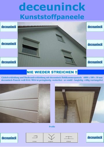 20 free magazines from fassadenverkleidung com. Black Bedroom Furniture Sets. Home Design Ideas
