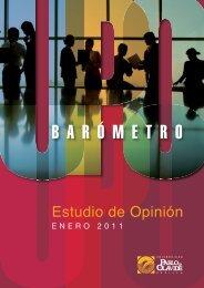 Upobarómetro 2011 - Universidad Pablo de Olavide