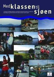 Med klassen til sjøen - Bergen og Omland Friluftsråd