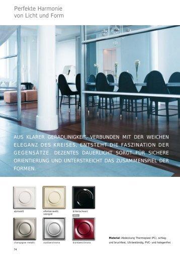 Perfekte Harmonie von Licht und Form - DeTech-Shop