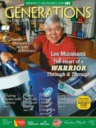 Warrior - Generations Magazine