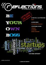 be your own boss cover story - Scit.edu