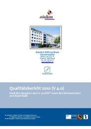 Adullam-Stiftung Basel Geriatriespital - Spitalinformation.ch