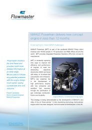 MAHLE Powertrain delivers new concept engine in less than 12 ...