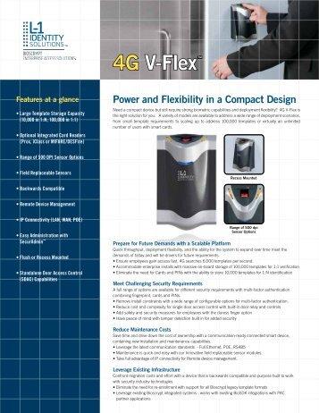 4G V-Flex™ - Global Security (UK) Ltd.