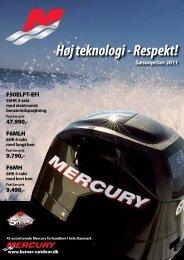 Høj teknologi - Respekt! - Lund Marine