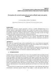 L. Cavallaro, E. Foti, P. Scandura