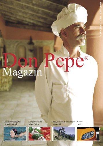 Dop Pepe Magazin 01 egyben.indd - Don Pepe