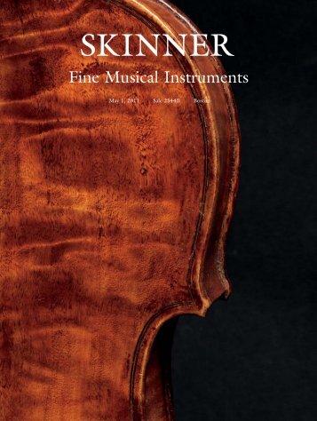 Fine Musical Instruments - Skinner