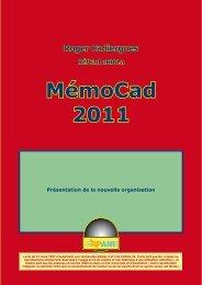 MémoCad 2011 - Xpair