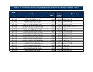 Nómina de Licencias de Conducir Otorgadas Septiembre, Dirección ...
