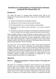 Guidelines for implementation of Central Sector Schemes during XII ...