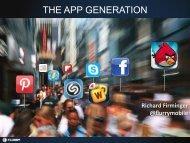 Richard Firminger - Mobile Marketing Association
