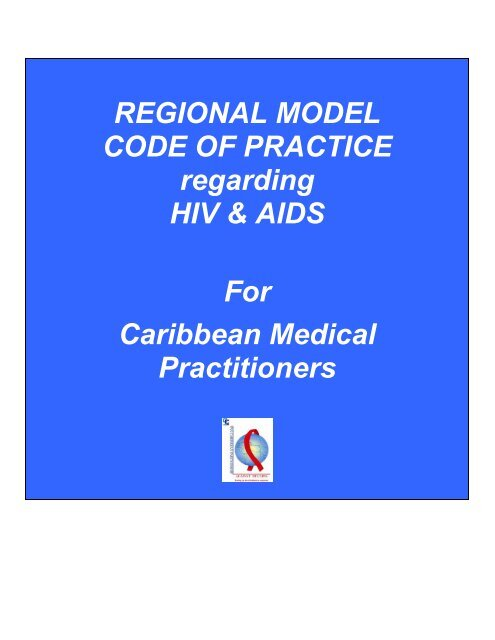 REGIONAL MODEL CODE OF PRACTICE regarding HIV & AIDS For ...