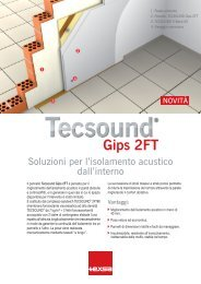 Tecsound Gips 2FT - Texsa