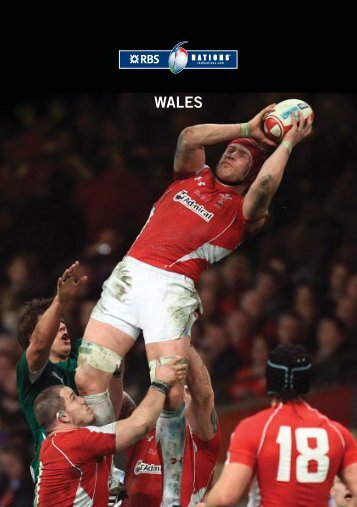 wales - Rugby Unplugged