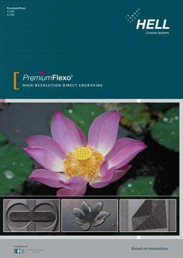 PremiumFlexo - hell gravure systems