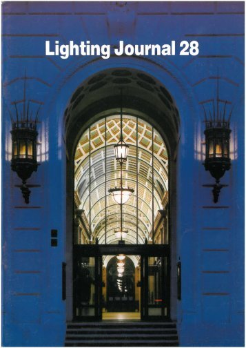 Page 1 Page 2 Page 3 Lighting Journal 28 Front cover: India ...
