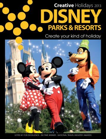 disney parks & resorts